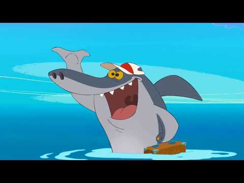 Zig & Sharko 🐳 SHARKO IS ON HOLIDAYS 🐳 BEACH COMPILATION 😝 Cartoons For Children