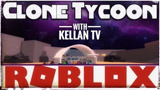 ROBLOX CLONE TYCOON | I AM PLAYING CLONE TYCOON 2 WITH MY BROTHER CHRISTIAN (CRB TV)