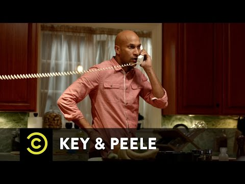 Key & Peele - The Telemarketer - Uncensored