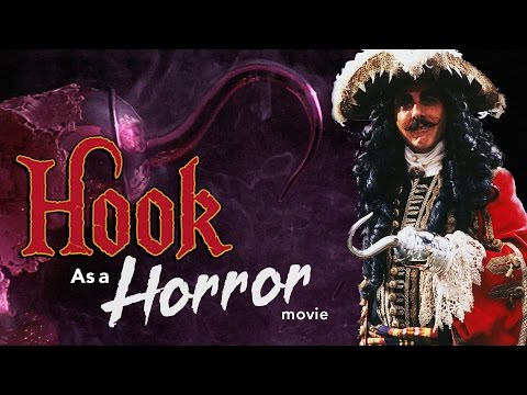 'HOOK' Recut as a Horror Movie - Trailer Remix