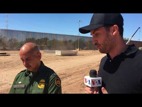 VOA at the US-Mexico Border