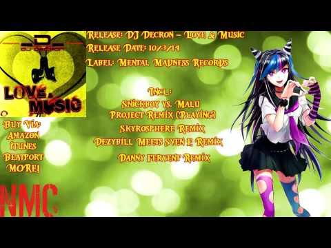DJ Decron - Love & Music (Demo)