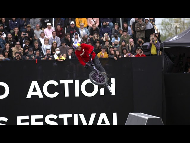 Rim Nakamura pours on the STYLE | Honor Sick Tricks at FISE Chengdu 2018