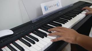 "Louis Liao-小潘潘 、小峰峰""學貓叫"" 鋼琴版"
