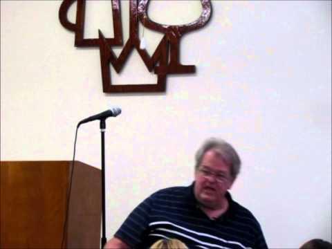 OFCC Guest Speaker - Douglas Jackson