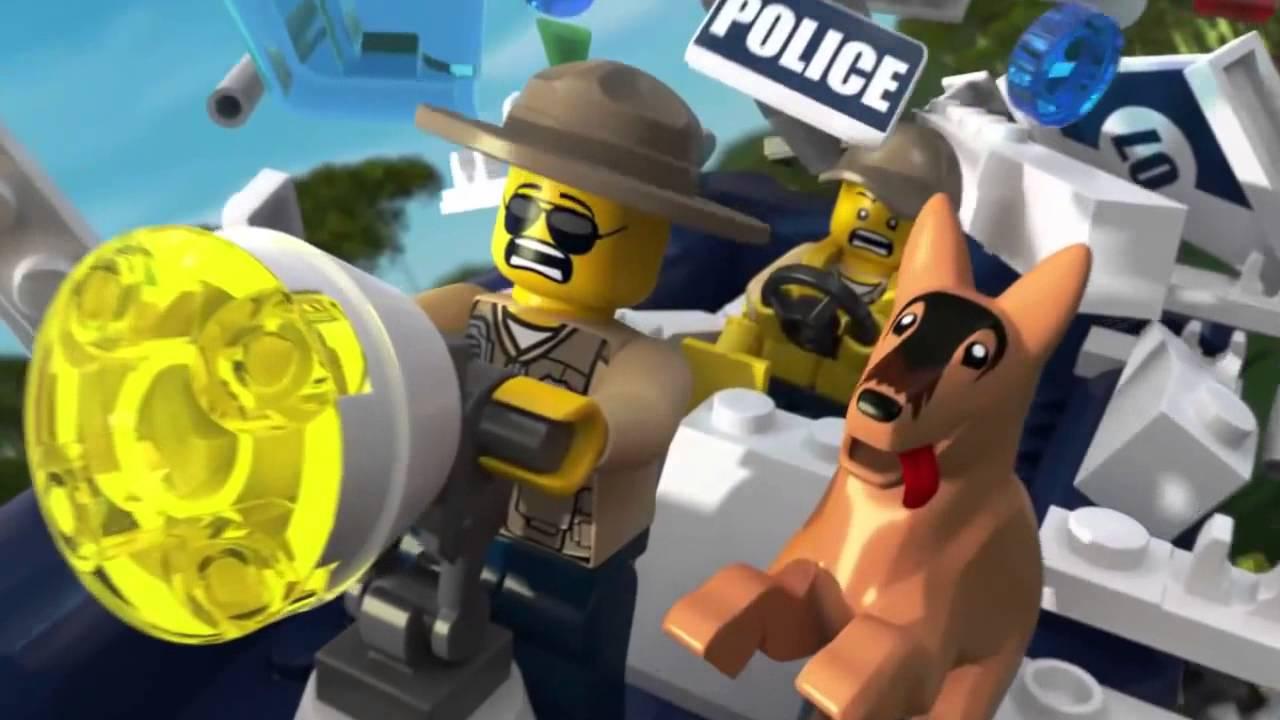 Lego City, 2015