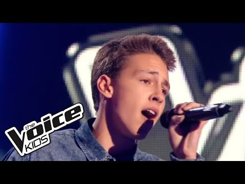 All of Me - John Legend | Jacob | The Voice Kids 2015 | Blind Audition