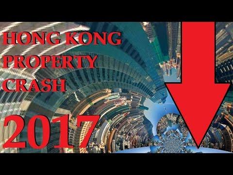 Hong Kong Property Crash of 2017