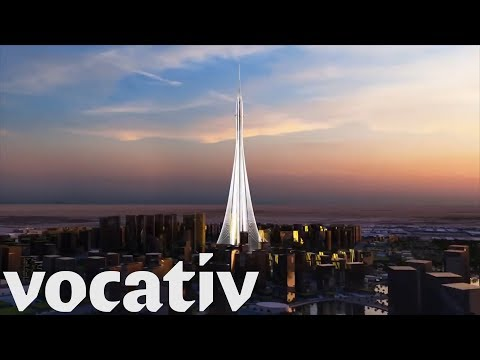 Will Dubai's Creek Tower Be The World's Tallest Building?
