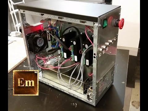 ElementalMaker: G0704 CNC Conversion Electronics Part 2: Enclosure