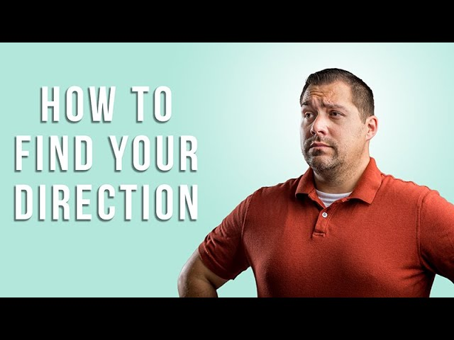 How to Find Direction with  Angie McMonigal