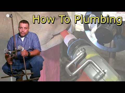 Free Online Plumbing Estimates Outside Water Line To The