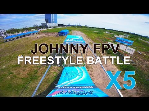 JD LIM FPV JOHNNY FPV FREESTYLE BATTLE