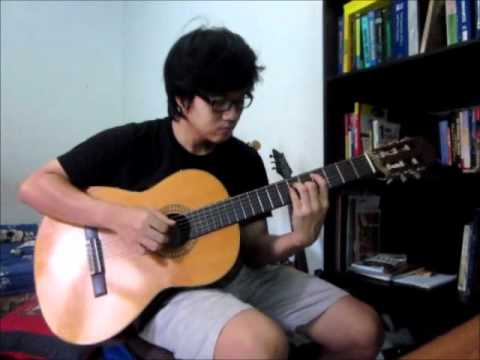 Waiting for Sunset - Jubing (cover by Ary Maulana)