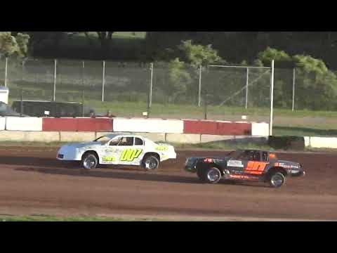 6 1 18 stockcar heat win at Luxemburg Speedway
