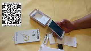 Смартфон Redmi 4x 3x32g андроид 7.1.2. Посылка из китая.