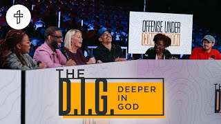 The D.I.G. // Offense Under-Construction // Forgiveness University