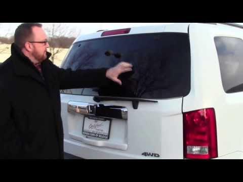 Certified Used 2011 Honda Pilot EX-L 4wd for sale at Honda Cars of Bellevue...an Omaha Honda Dealer!