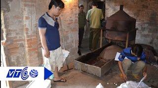 Rùng mình trước công nghệ sản xuất cà phê bẩn | VTC