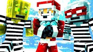 EINBRUCH beim WEIHNACHTSMANN?! - Minecraft EINBRUCH (Finale)