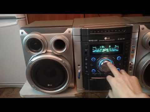 Музыкальный центр LG LM-K3565 Karaoke Mini Home Theater