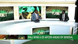 Le Mali champion d'Afrique junior de football [Football Planet]