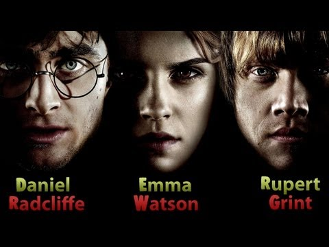 [КМЗ]: Актеры 'Гарри Поттер' (Harry Potter) - Как Менялись Знаменитости - видео онлайн
