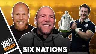 The Six Nations & Super Scotland! - Good Bad Rugby Podcast #27