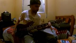 Static X - The only (cover/version bass & guitar) (NFS SOUNDTRACK)