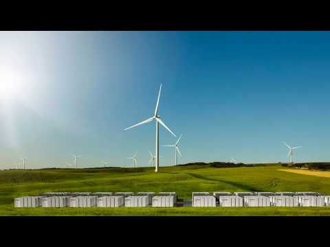 Tesla mega-battery in Australia activated. - 28-11-17