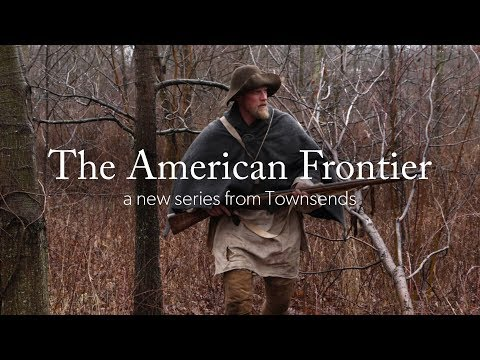 "Introducing ""The American Frontier"" - A New Series from Townsends"