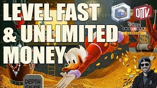 Disney Infinity 3.0 Fast levelling of characters and unlimited money step by step guide