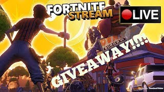 Fortnite bataille royale Solo Passe de bataille GIVEAWAY !!!!!