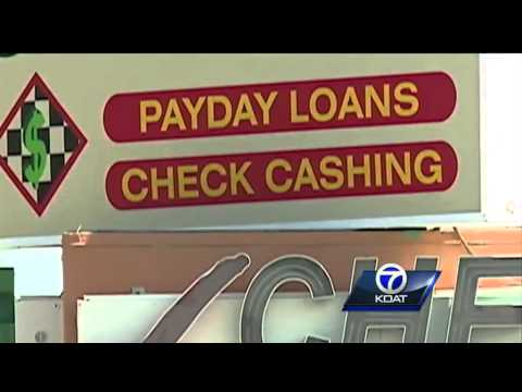Payday Loan Laws Changing