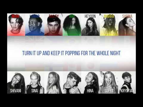 Now United - Summer In The City (Lyrics)