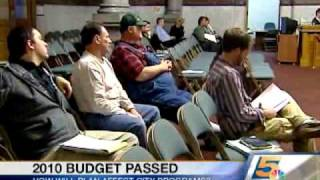 Human Services Agencies Take Hit In 2010 Budget