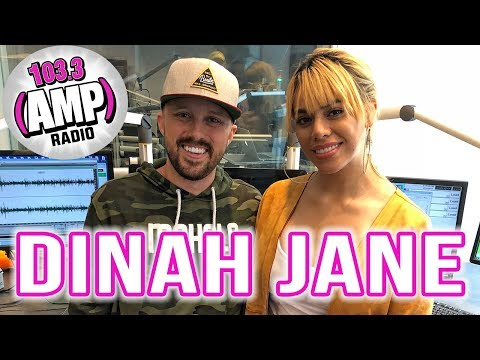 Dinah Jane Interview with JD