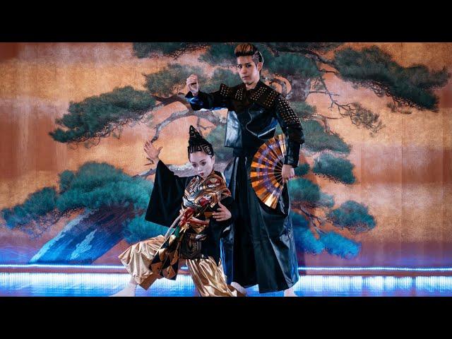 Japanese  MARIONETTE SANBASO /Puppet dance /操り
