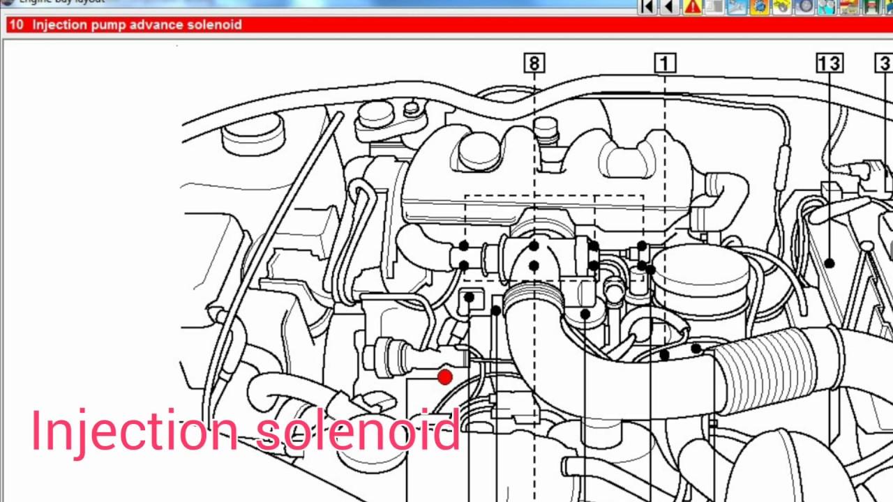 Citroen Berlingo 1 9d Wiring Diagram
