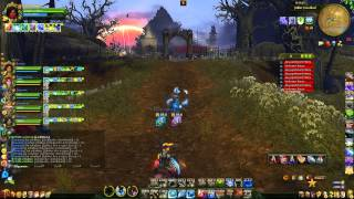 Allods Online [PvE] - Astral Island #1 Queit Cemetery