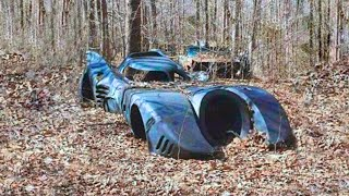 15 Most Amazing Abandoned Vehicles In The World