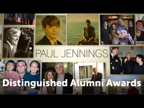 CSUN Distinguished Alumni Awards 2015: Paul Jennings