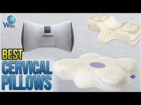 10 Best Cervical Pillows 2018