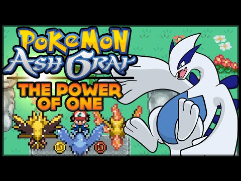 Pokémon Ash Gray | The Movie 2000 - The Power of One