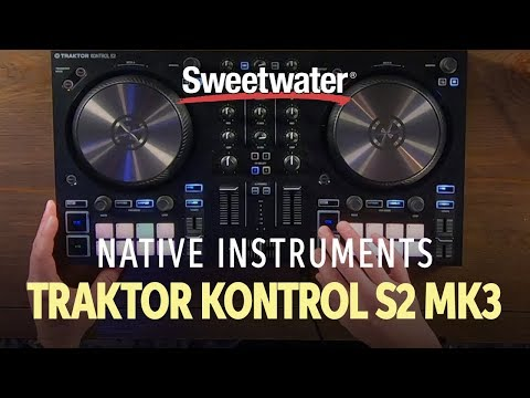 Native Instruments Traktor Kontrol S2 MK3 Demo
