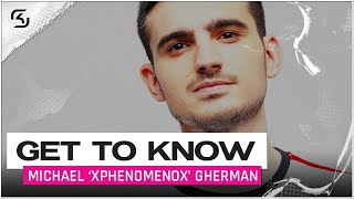 Get to know: Michael 'XPhenomenox' Gherman | FIFA Player | SK FI