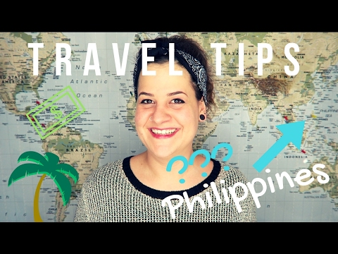 TRAVEL TIPS PHILIPPINES | entry requirements