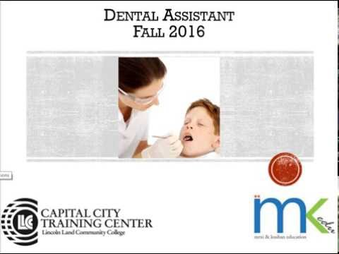 Lincoln Land Community College Dental Information VIdeo