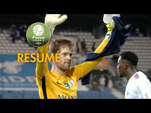 Chateauroux Caen Goals And Highlights
