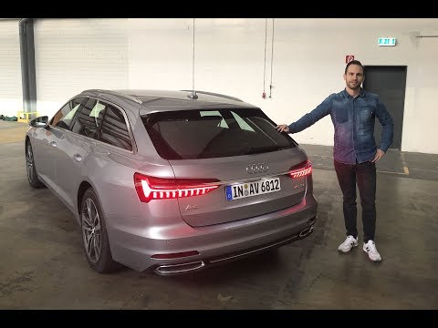 Audi A6 Avant 40 TDI C8 (2019) | Vorstellung & Fahrbericht | Review - Test - Drive